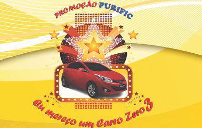 PROMOÇÃO-PURIFIC-EU-MERECO-UM-CARRO-ZERO
