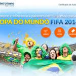 Promoção Visa e Hotel Urbano Te Levam Para a Copa do Mundo