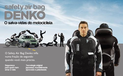 DENKO-AIR-BAG-MOTO