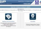 Delegacia Virtual BA, Boletim de Ocorrência, Telefone