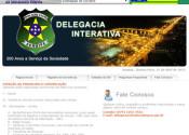 Delegacia Virtual SE, Boletim de Ocorrência, Telefone